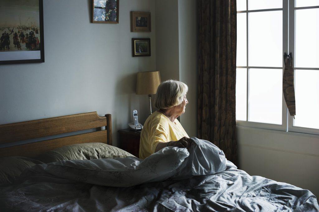 Aide au chauffage pour personne âgée