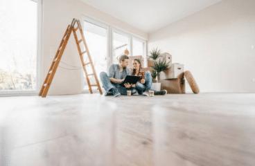 Petits travaux pour faire une plus-value immobilière